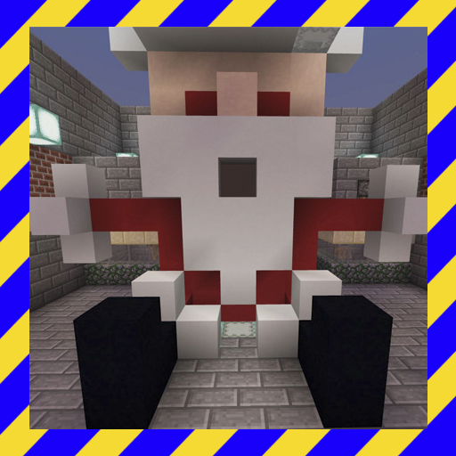 Rudolph's Adventure Map For MCPE