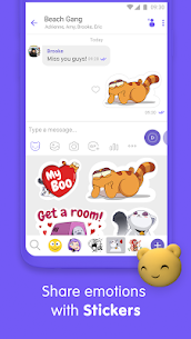 Viber Messenger – Messages, Group Chats & Calls 3