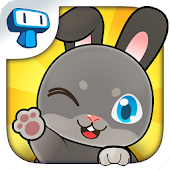 My Virtual Rabbit - Cute Pet Bunny Game for Kids