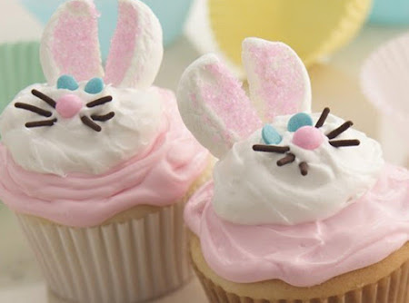 hip hop bunny cup cakes Recipe