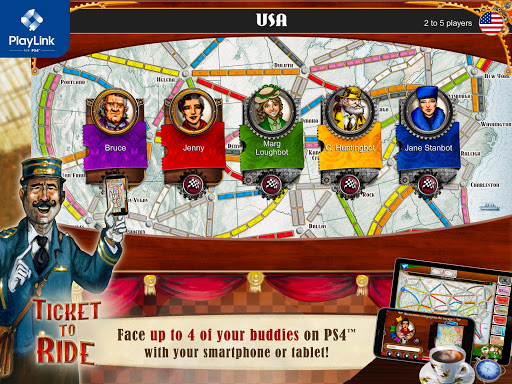 Ticket to Ride for PlayLink 2.5.10-5847-64a9d8c2 screenshots 6