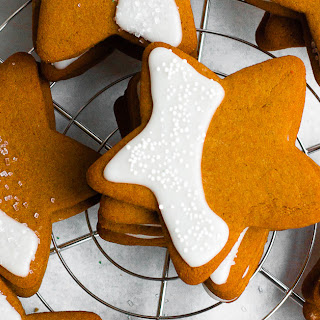Gingerbread Star Cookies Recipe