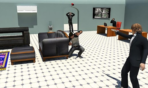 Modern Counter Bank Robbery:Stealth Frontline Hero - náhled