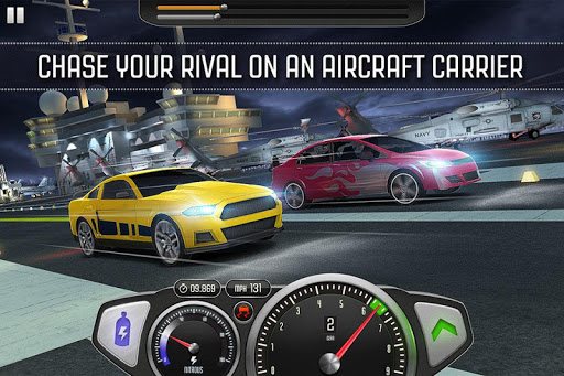 Top Speed: Drag & Fast Racing v1.02 APK+DATA (Mod)