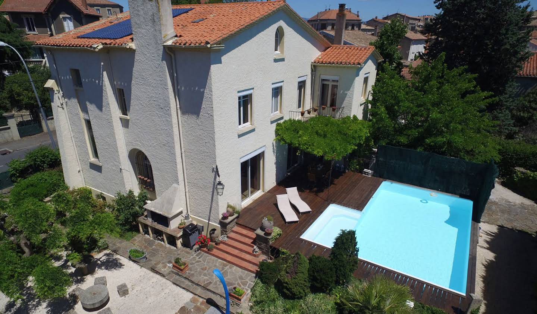 Maison avec piscine et jardin Carcassonne