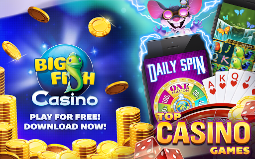 Big Fish Casino – Play Slots & Vegas Games screenshot 7