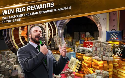 WWE Mayhem game (apk) free download for Android/PC/Windows screenshot