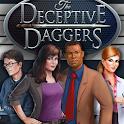 Deceptive Daggers - Solitaire Murder Mystery icon
