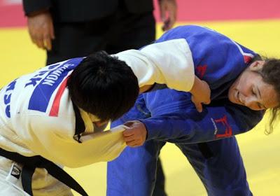 Les Belges se retrouvent toujours les mains vides aux Mondiaux de judo