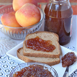 Spiced Apple Jam.