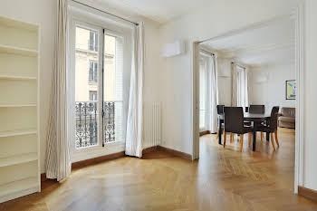 Appartement meublé 3 pièces 80,59 m2