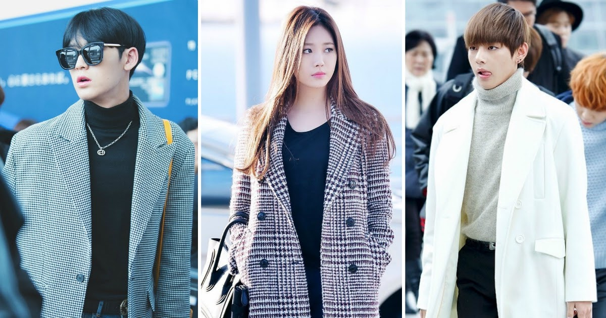 Here Are The Current Top 10 Voted Most Fashionable K Pop Idols Koreaboo