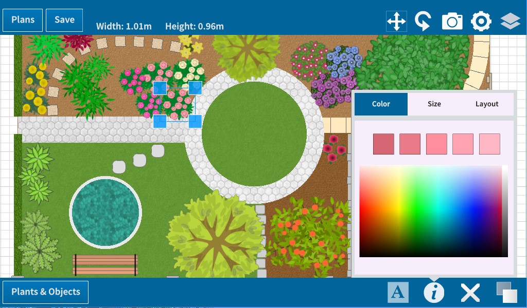 Garden Designer- screenshot
