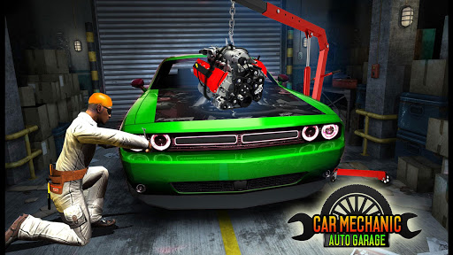 Real Car Mechanic Workshop: Car Repair Games 2020 1.1.6 screenshots 5
