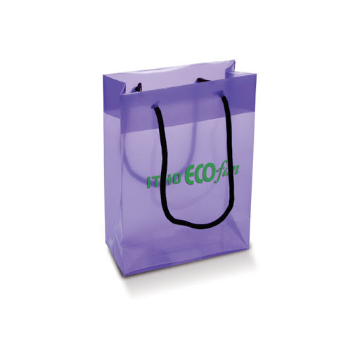 PP Rope Handled Shopper Bags