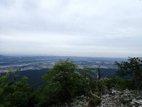 丸山から最後の眺め