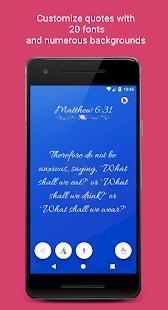 Bible Quotes - Random Bible Verse Offline