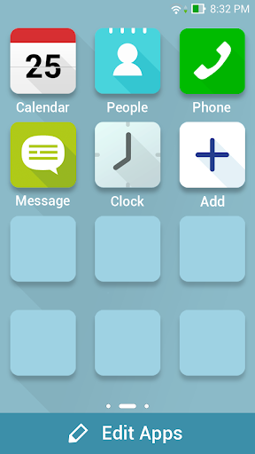 ASUS Easy Mode (ZenFone & Pad) screenshot 2