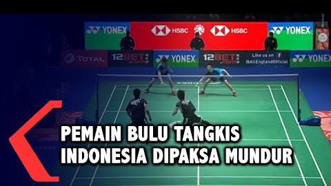 Indonesia Dipaksa Mundur dari Turnamen All England