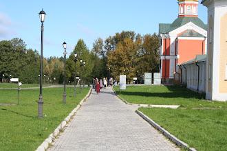 Photo: Дорога к храму