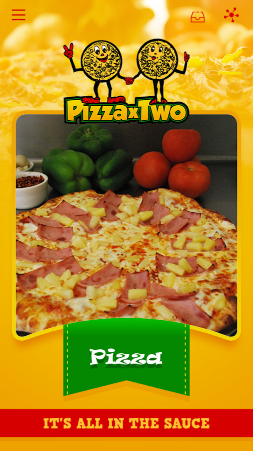 Pizza x Two- screenshot