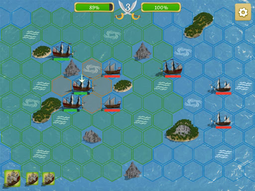Naval Battle: 17th century