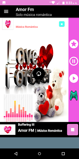 Radio Amor Fm - Am de México screenshot 5