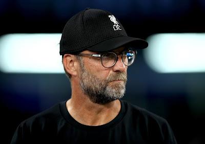 Jürgen Klopp laisse tomber le titre avec Liverpool