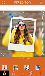 Download Shimmer Photo Effect Blur Photo Pip Photo Editor For PC Windows and Mac apk screenshot 3