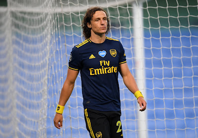 Officiel : David Luiz quitte Arsenal