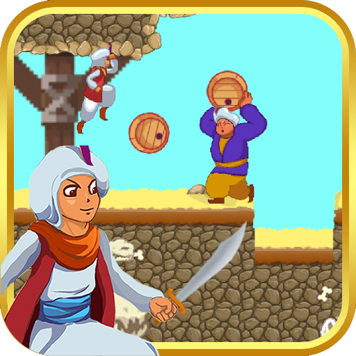 Adventure of Aladeen - The Magic Lamp World