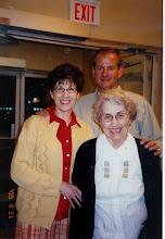 Photo: Clare, Van and Etta