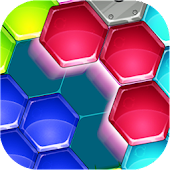 2018 Block Puzzle Hexagon Game icon