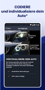 Carly OBD2 Scanner: Auto Diagnose und Codierung Screenshot