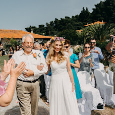 Wedding photographer Leonidas Kyrtsos (polkadot). Photo of 02.08.2017