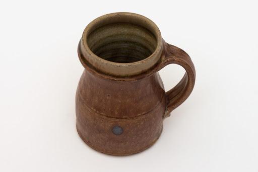 Mike Dodd Large Ceramic Tankard 013
