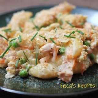 Salmon Casserole Recipes.