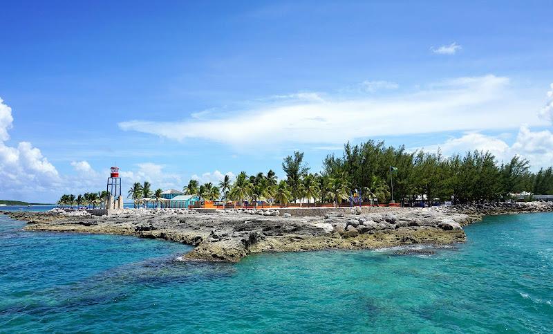 At CocoCay island in the Bahamas, cruisers can snorkel, kayak, jet-ski, have fun at an aqua park, do a nature walk and more.