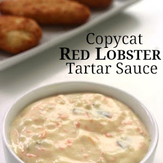 Copycat Red Lobster Tartar Sauce