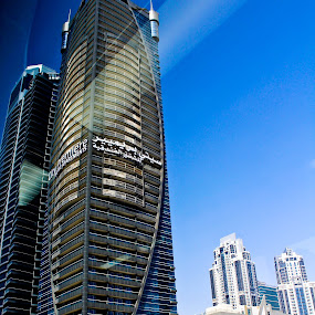 City Premier Hotel Apartment ~ Dubai, UAE by Jes Tan - Buildings & Architecture Other Exteriors