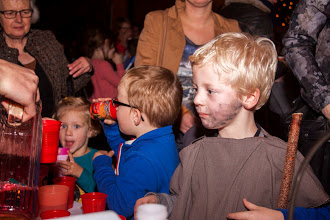 Photo: Kinderkerstfeest zondag 22 december 2013 (c) Wout Buitenhuis