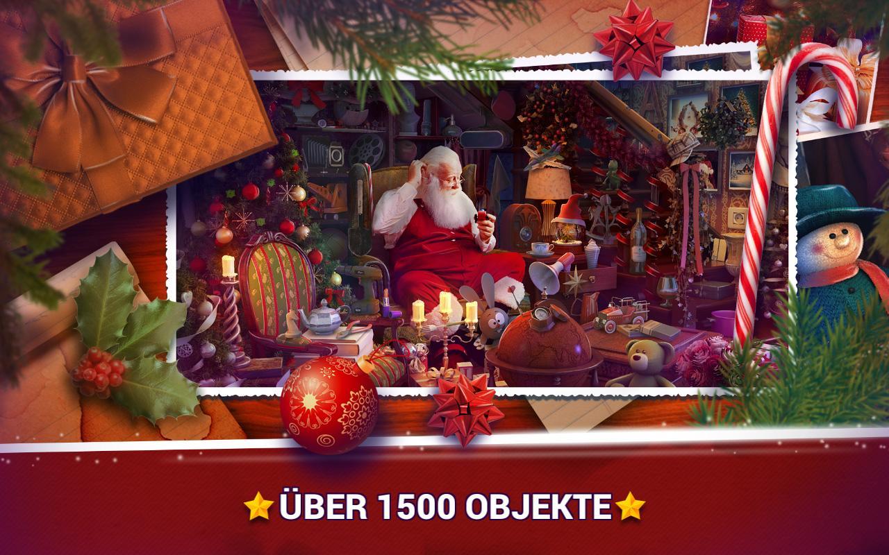 wimmelbild weihnachten  wimmelbilder spiele  android