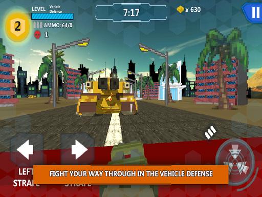 Cube Wars Battle Survival screenshots 14