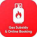 Gas Subsidy Check Online: LPG Gas Booking app icon