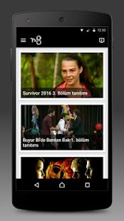 TV8 - náhled
