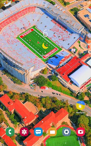 Metropolis 3D City Live Wallpaper [FREE] 🏙️ screenshot 21
