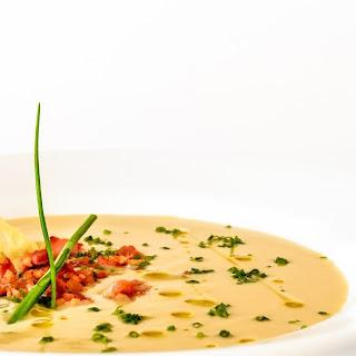 Potato and Leek Soup.