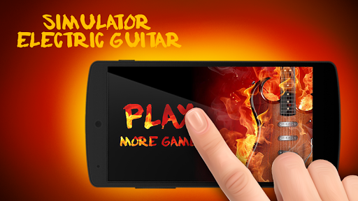Electric Guitar Simulator