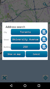 Map of Toronto offline 1.7 APK Mod Latest Version 3