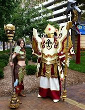 Photo: Some AWSOME Hordes/Warmachine outfits